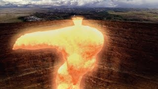 When Yellowstones Supervolcano Erupts it Will be a Globally Significant Cataclysm | 7 Active Supervolcanoes (Videos)
