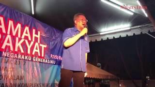 Rahman Dahlan slams Opposition for economic sabotage
