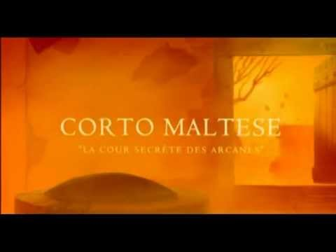 Ce serait bon de vivre une fable..., extrait de Corto Maltese, la cour secrte des arcanes (2001)