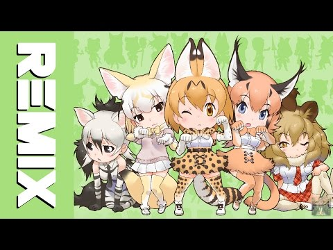 Kemono Friends Op - Welcome To Japari Park (Simpsonill Remix)