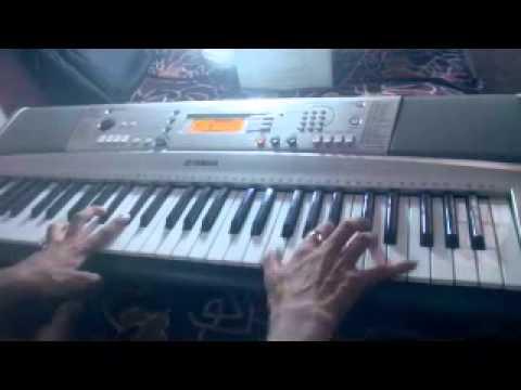 Teri galiyan piano with chord