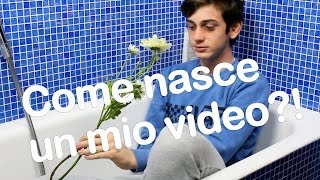 COME NASCE UN MIO VIDEO #ilmiovideo by iLudotech