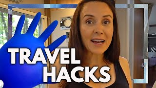 TESTANDO TRUQUES DE VIAGEM | TRAVEL HACKS  |  FAÇA VOCÊ MESMO |  Travel and Share