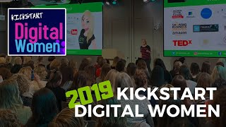 Women in Business | Working & Leading in a Male Dominated Industry | Amy McManus, Digital Women 2019