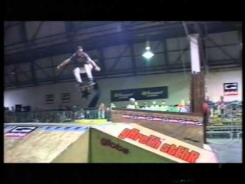 Globe qualifiers at Cityside 2002