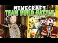 Minecraft - Team Build Battle - King and Vehicles