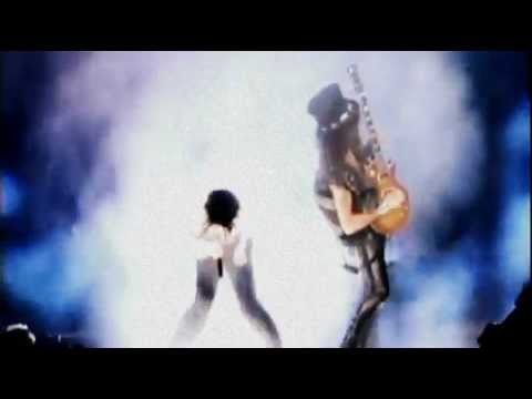 Michael Jackson   Slash (guitar Solo) Mtv Video Music Awards 1995 video