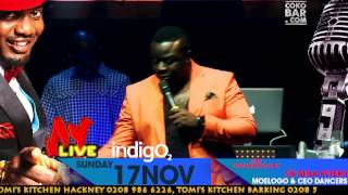 ELENU - NAIJA POLICE vs BRITISH POLICE - AY LIVE COMEDY SHOW UK 2013