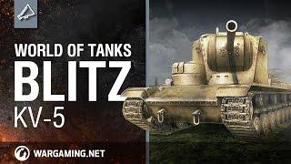 World of Tanks Blitz: KV-5 Trailer