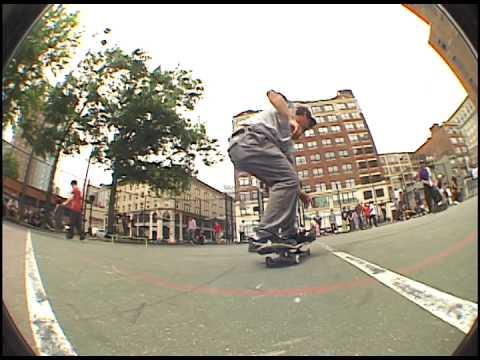 Orchard X Converse CONS Boston Go Skateboarding Day 2015