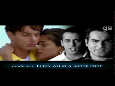 Sohail Khan Maine Dil Tujhko Diya (salman Khan & Arbaaz Khan Promotional Song) video