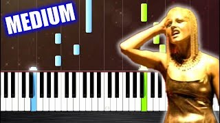 Download Lagu The Cranberries - Zombie - Piano Tutorial (MEDIUM) by PlutaX Gratis STAFABAND