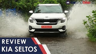 Kia Seltos Review | NDTV carandbike