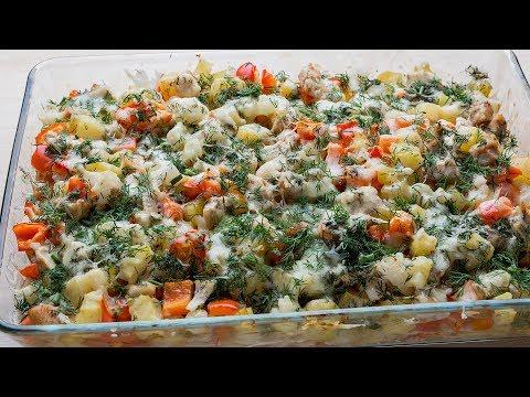Как вкусно, сытно и быстро приготовить ужин или обед