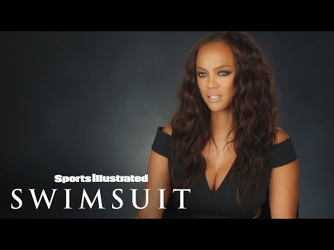 Tyra Banks Behind The Scenes Legends | Sports Illustrated Swimsuit