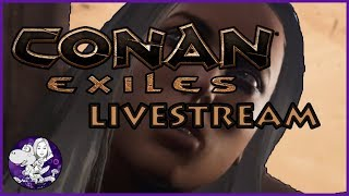 WATCH ME TAKE ON MORE EMMY'S AND JEREMY'S IN CONAN EXILES | LIVESTREAM