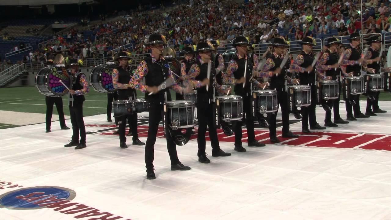 Crossmen Drum & Bugle Corps
