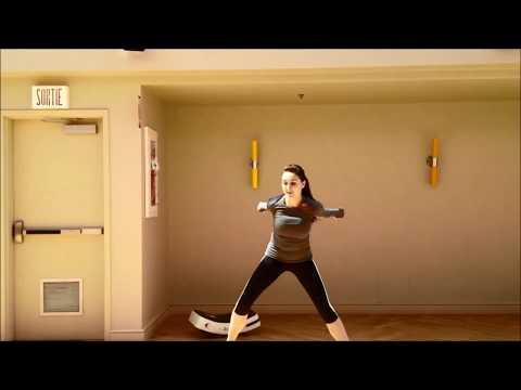 Tabata 8 Minute Cardio Circuit Workout
