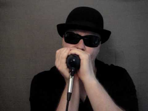 I'm A Man - Bo Diddley blues harmonica cover