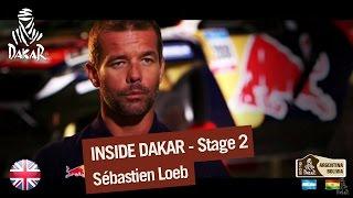 Stage 2 - Inside Dakar 2016 - Sébastien Loeb