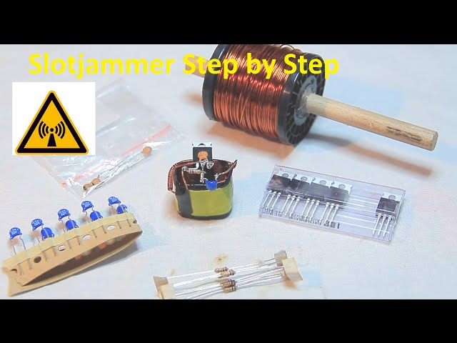 how to make a mobile jammer