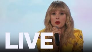 Reaction to Taylor Swift's 'Lover' Album | ET Canada LIVE
