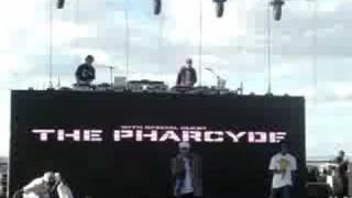 The Pharcyde performing Running at Rock da Bells Gorge, WA