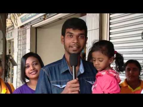Fans Opinion on most awaited 'I' Tamil Film in Melaka-Malaysia -Part 14