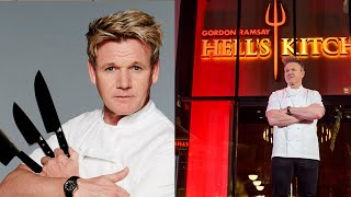 Gordon Ramsay Biography in 5 minutes or less
