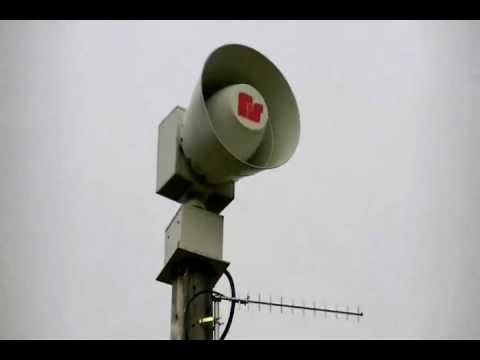 SOUTHERN BLUFFS SCHOOL LABOR DAY 2012 MONTHLY SIREN TEST 2001 SRNB