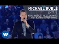 "Michael Bublé Hosts The 2013 JUNO Awards - ""It's A Beautiful Day"" Performance [Live]"