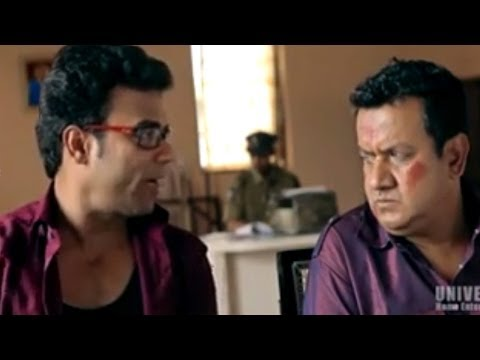 Gullu Dada 4 Hyderabadi Movie || Action Scene Between Sajid Khan And Aziz Naser video