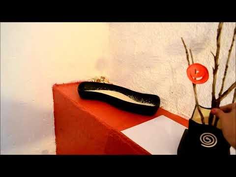 Arreglo floral!!! SENCILLO!!!!!!!!!!!!!!
