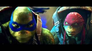 Teenage Mutant Ninja Turtles 2 Trailer #2 2016   Paramount Pictures