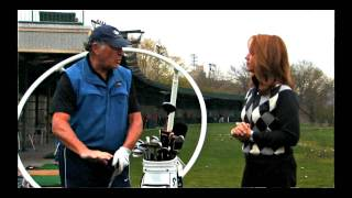 Judd Hirsch on Golfing NYC Style with Kelley Brooke