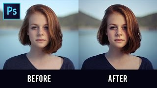 How to make your photos LOOK DRAMATIC FAST! Photoshop Tutorial