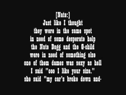 Warren G ft Nate Dogg- Regulate with lyrics