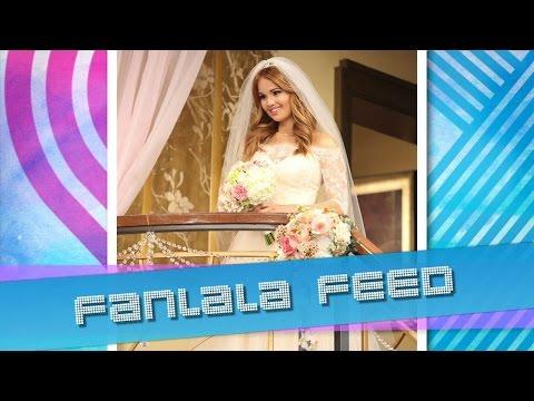 Jessie's Debby Ryan Shows Off Her Wedding Dress