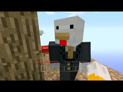 Minecraft Xbox Sky Den Explosive Start 1
