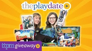 The Playdate | Captain Marvel, How to Train Your Dragon, Disney Dumbo & More!