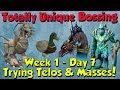Week 1 Day 7 Attempting Telos Massing Runescape 3 Totally Unique Bossing 7 mp3