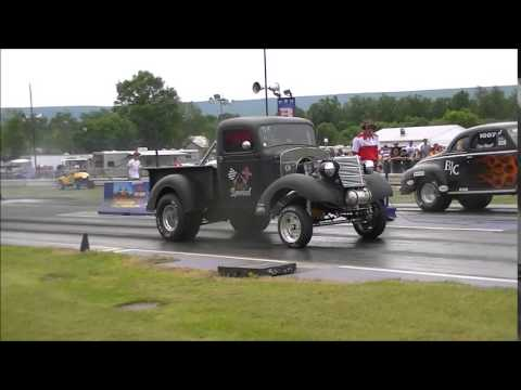 38 Special- Gasser Nationals- Beaver Springs Dragway 2014