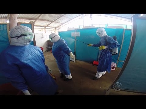 Liberian Nurses Follow Strict Protocols In Treatment Of Ebola Patients video