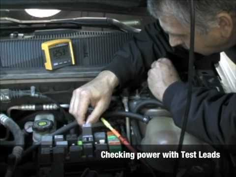 NAPA Service Tools Relay Test Jumper Kit