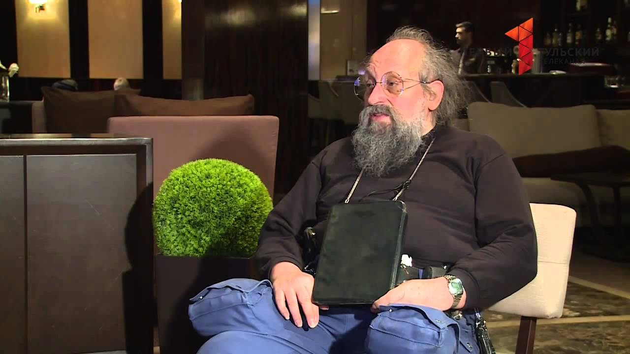 Анатолий Вассерман - Первый Тульский 12.02.2015 - YouTube