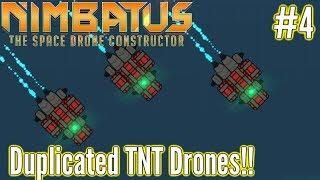 Nimbatus | Ep 4 | ENDLESS explosive TNT Drones!! | Engineer Campaign