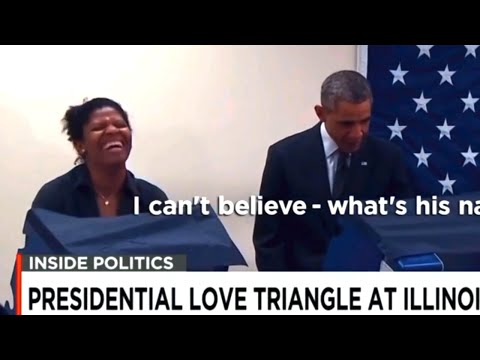 Obama Gives Heckler's Girlfriend Something She'll Never Forget