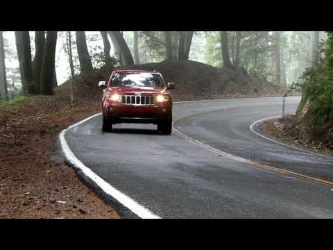 Al Volante - 2011 Jeep Grand Cherokee