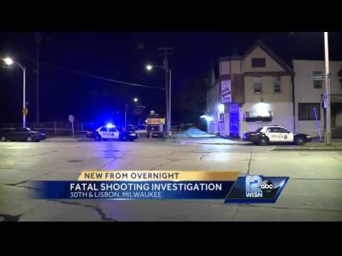 1 dead in shooting at 30th, Lisbon