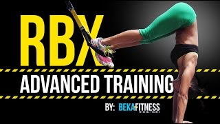 RBX Advanced Fitness Workout - Rebeca Martinez